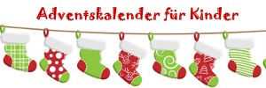 Adventkalender für Kinder